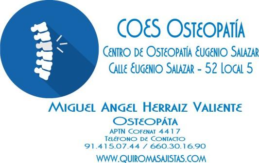 Centro de Osteopatia y Masajes